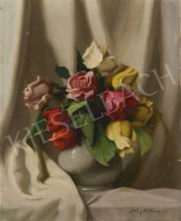 Molnár Z., János - Roses
