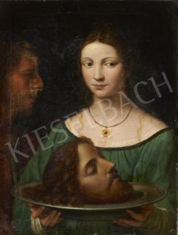 Ismeretlen festő - Salome