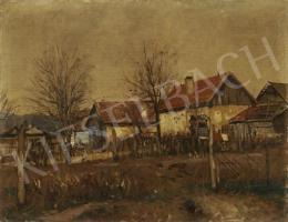Erdélyi-Gaál, Ferenc (Francois Gall) - Autumn Court