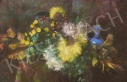 Páldy, Zoltán - Still Life with Flowers