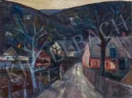 Gulyás Jenő - Utca (1934)