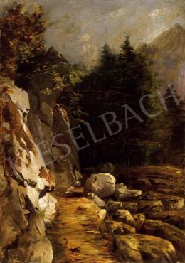 Molnár József - Romantikus táj