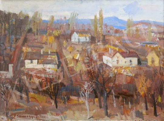 For sale  Somogyi, János - Autumn Landscape 's painting