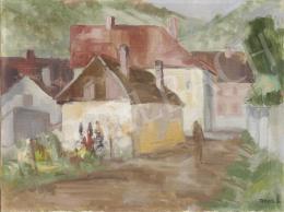 Rozs, János - Street Scene