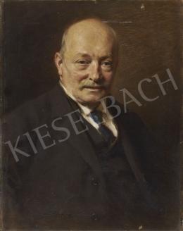 Szenes Fülöp - Férfi portré
