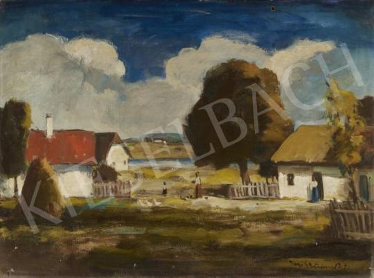 For sale  Circle of Iványi Grünwald Béla - Landscape 's painting