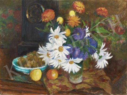 Eladó  Benkhard Ágost - Csendélet festménye