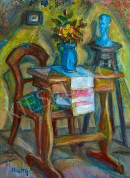 Kmetty János - A művész műterme