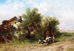 Böhm, Pál - Noon Rest (Family)