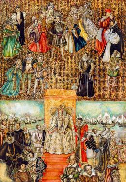 Batthyány Gyula - Anglia felemelkedése (Angol reneszánsz)
