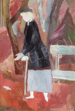 Anna Margit - Madáretetés (Séta), 1936 körül