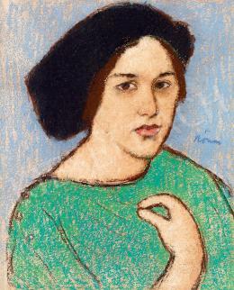Rippl-Rónai József - Női portré