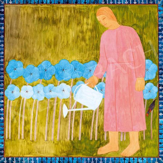 Ferenczy Noémi - Öntöző nő, 1934 | 52. Tavaszi Aukció aukció / 160 tétel