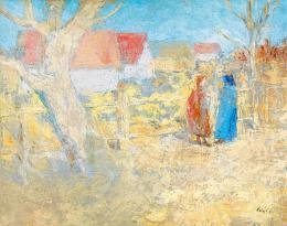 Szőnyi, István - Early Spring