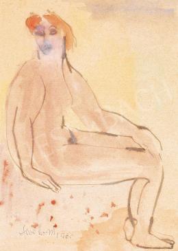 Anna, Margit - Nude Sitting