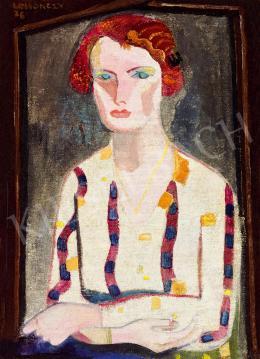 Lossonczy Tamás - A mintás blúz, 1928