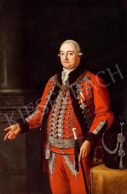 Pállik Béla - Nagykárolyi gróf Károlyi Antal (Nagykároly, 1732. – Penzing, Ausztria, 1791.) táborszernagy, főispá