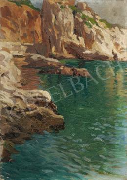 Zord Arnold - Tengerpart, 1911