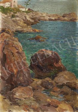 Zord Arnold - Nyári tengerpart, 1911
