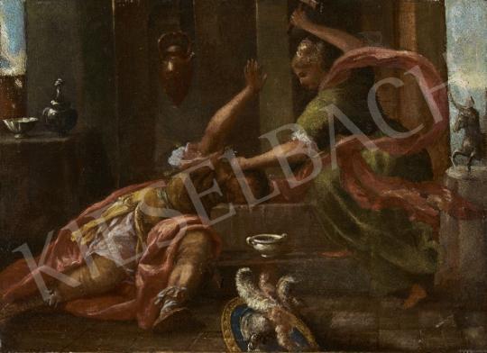 Eladó Ismeretlen festő - Jáhel és Sisera festménye