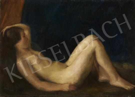 For sale Szlányi, Lajos - Nude 's painting