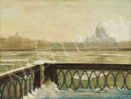 Ismeretlen festő - Szentpétervár, 20. század első fele