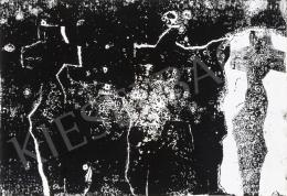 Bálint Endre - Szentendrei motívumok, 1972