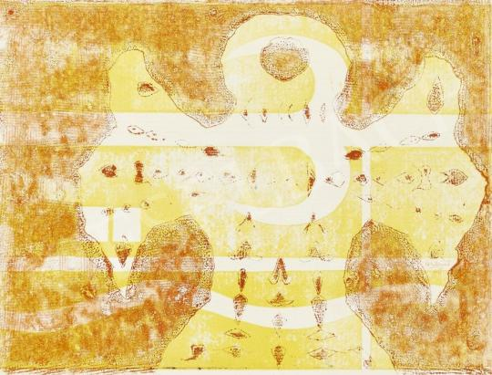 Eladó  Bálint Endre - Szentendrei angyal festménye