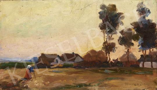For sale  Harczi, István - Homewards, 1923 's painting