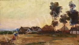 Harczi, István - Homewards, 1923