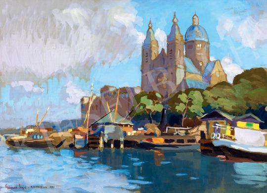 Gimes Lajos - Amszterdam, 1933 | 53. Őszi Aukció aukció / 13 tétel