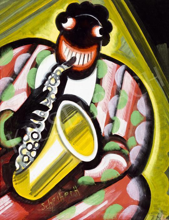 Scheiber Hugó - Jazz, 1930-as évek | 53. Őszi Aukció aukció / 19 tétel