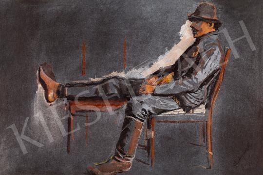 Mednyánszky, László - Boy in a Hat | 53rd Autumn Auction auction / 20 Lot