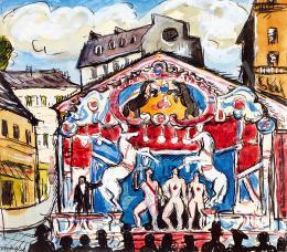 Vörös, Géza - Circus