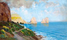 Kárpáthy, Jenő - Capri, 1930