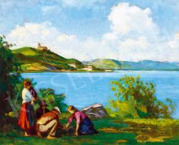 Balla Béla - Tihanyi részlet (Balaton)