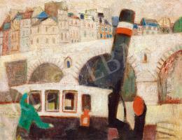 Scholz Erik - Párizs, 1960-as évek