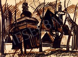 Nemes Lampérth József - Fatemplomok, 1918