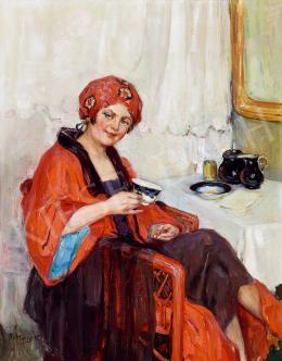 Telkessy, Valéria, - A Cup of Tea
