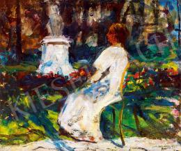 Koszta József - Parkban, 1910-es évek