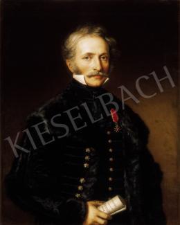 Barabás Miklós - Szitányi Ulmann Móritz, a Pesti Magyar Kereskedelmi Bank alapítója, 1857
