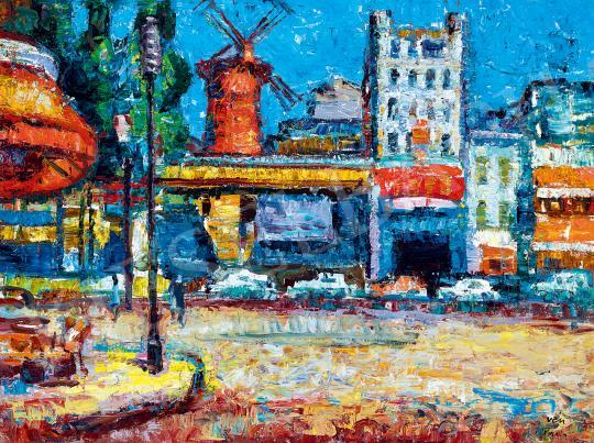 Vén Emil - Moulin Rouge (Párizs) | 53. Őszi Aukció aukció / 1 tétel