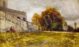 Charlemont, Hugo - Randevú a kastélyparkban