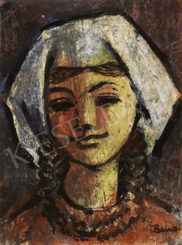 Bene József - Kendős lány