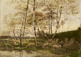 Mesterházy, Kálmán - Sheep