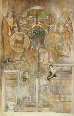 Ismeretlen magyar festő, 20. század első fele - 250 év titok (Patika)