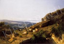Markó, András - Italian Landscape