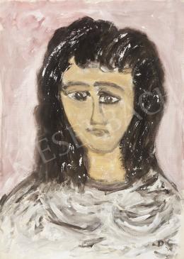 Dilinkó Gábor - Női fej