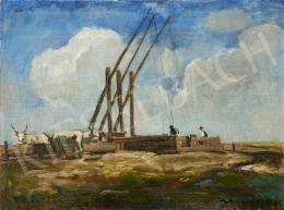Iványi Grünwald Béla - Itatás