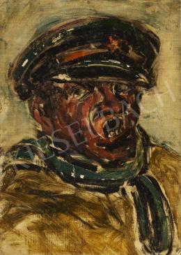 Ismeretlen festő, 20. sz. második harmada - Rohamra!
